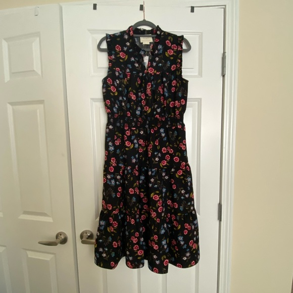 kate spade Dresses & Skirts - NWT Kate Spade Meadow Sleeveless Smocked Dress